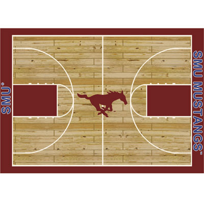 Milliken Southern Methodist Mustangs 4 x 5 Southern Methodist Mustangs 533325/200/1390