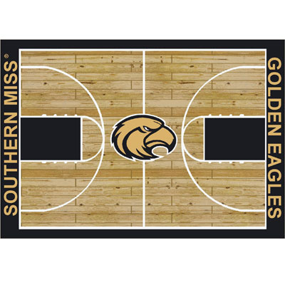 Milliken Southern Mississippi Golden Eagles 4 x 5 Southern Mississippi Golden Eagles 533325/200/1392