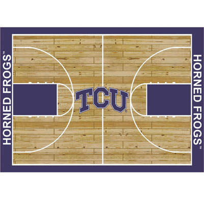 Milliken My Team College - Texas Christian Horned Frogs 11 x 13 Texas Christian Horned Frogs 533325/280/1430