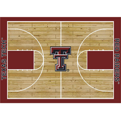 Milliken Texas Tech Red Raiders 4 x 5 Texas Tech Red Raiders 533325/200/1440
