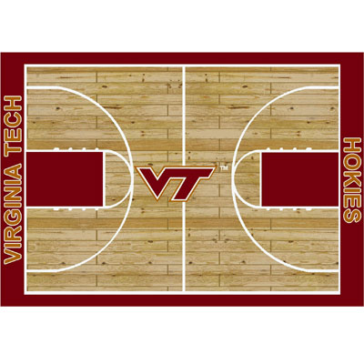 Milliken My Team College - Virginia Tech Hokies 11 x 13 Virginia Tech Hokies 533325/280/1460