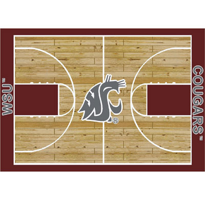 Milliken Washington State Cougars 4 x 5 Washington State Cougars 533325/200/1466