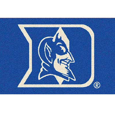 Milliken My Team College - Duke University 5 x 8 Duke University 533284/79544/201
