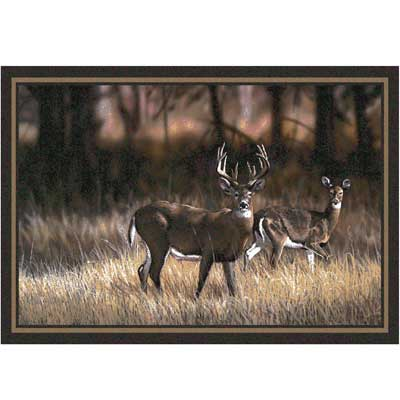 Milliken Eddie LeRoy Collection 4 x 5 Deer 534713/200/75073