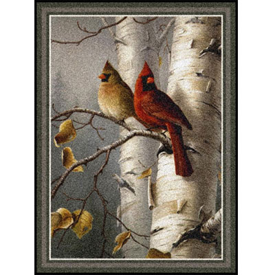 Milliken Hautman Collection 4 x 5 Cardinals Birch 534714/200/75060