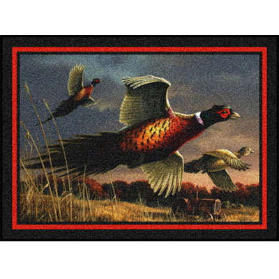 Milliken Hautman Collection 4 x 5 Pheasant 534714/200/75071