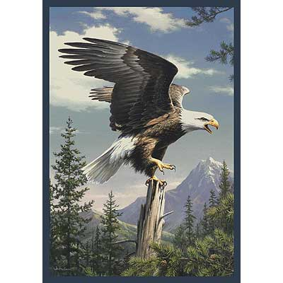Milliken Hautman Collection 4 x 5 Screaming Eagle 534714/200/3165