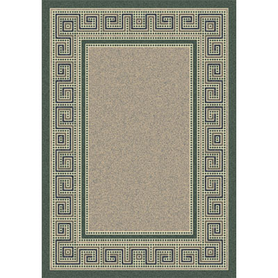 Milliken Greca 8 x 11 Aqua Antique 4432/202/6721