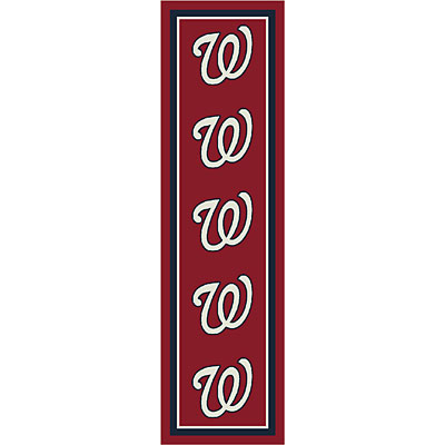 Milliken Washington Nationals Runner Washington Nationals Runner 533324/217/1116
