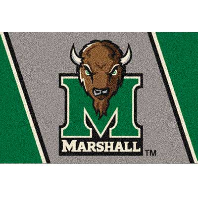 Milliken My Team College - Marshall University 5 x 8 Marshall University 533284/44359/201