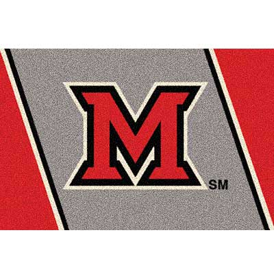 Milliken Miami University of Ohio 4 x 5 Miami University Ohio 533284/74729/200