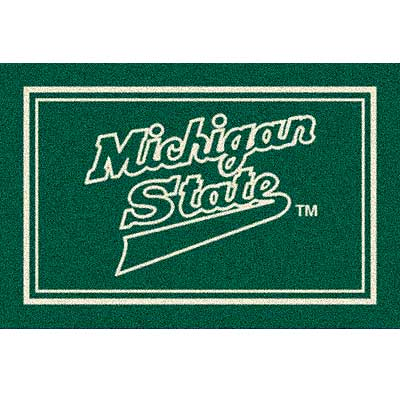 Milliken My Team College - Michigan State 5 x 8 Michigan State 533284/74199/201