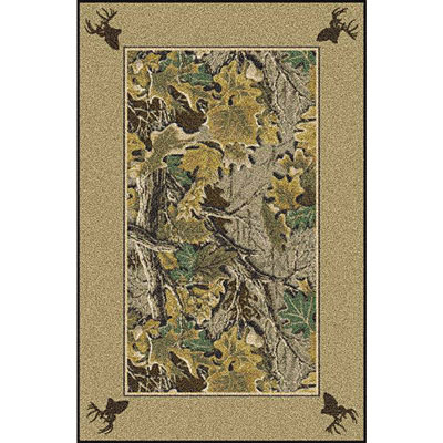 Milliken Realtree Collection 4 x 5 Advantage Solid Border 534711/200/74044