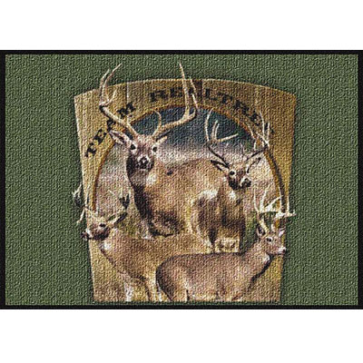 Milliken Realtree Collection 3 x 4 Team Realtree Bucks VIII 534711/234/35684