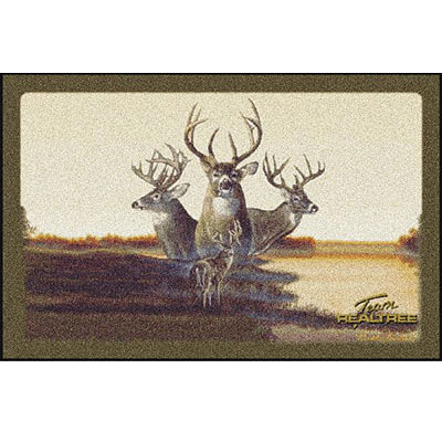 Milliken Realtree Collection 3 x 4 Team Realtree Bucks VII 534711/234/74052