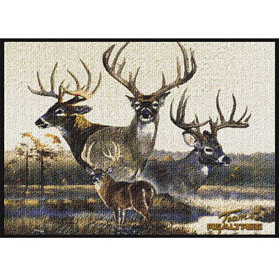 Milliken Realtree Collection 3 x 4 Team Realtree Bucks VI 534711/234/74054