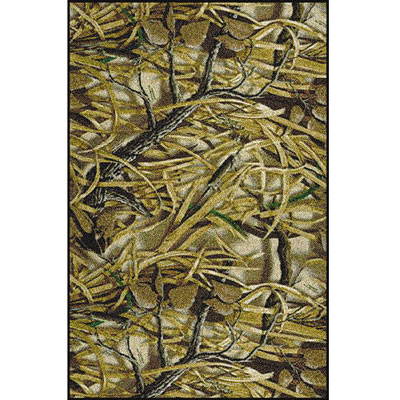 Milliken Realtree Collection 3 x 4 Wetlands Solid Camo 534711/234/74039