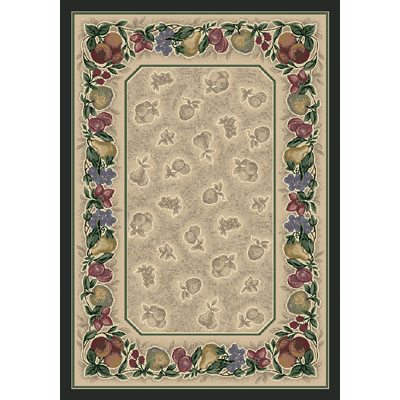 Milliken Tuscany Vine 2 x 8 Runner Emerald Antique 4439/217/11000