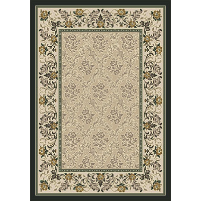 Milliken Banbury 11 x 13 Emerald Antique 4435/280/11000