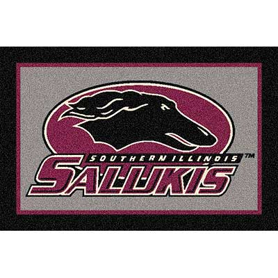 Milliken My Team College - Southern Illinois University 5 x 8 Southern Illinois 533284/384/201