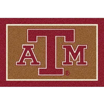 Milliken My Team College - Texas A&M University 5 x 8 Texas A&M University 533284/74367/201