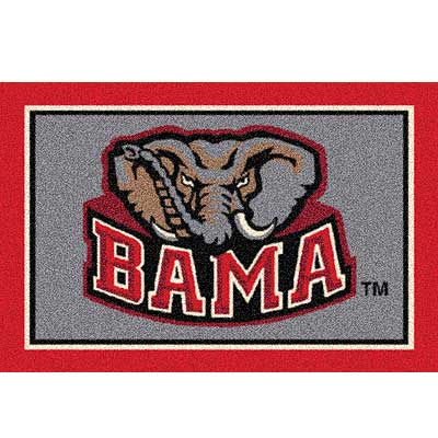 Milliken My Team College - University of Alabama 5 x 8 Univ Alabama 533284/74166/201
