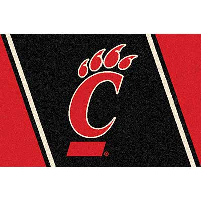 Milliken University of Cincinnati 3 X 4 U Cincinnatti 533284/402/234