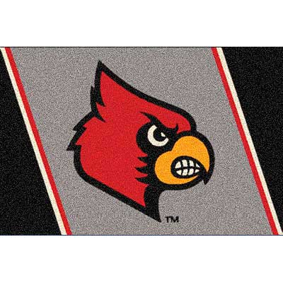 Milliken My Team College - University of Louisville 5 x 8 University Louisville 533284/45282/201