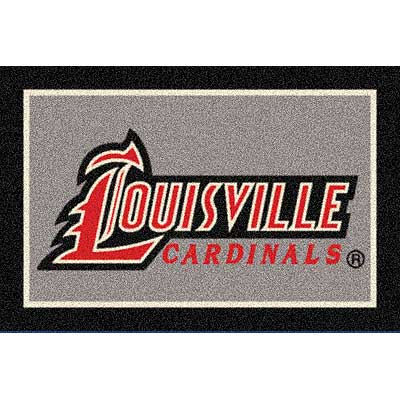 Milliken My Team College - University of Louisville 5 x 8 University Louisville 533284/45283/201