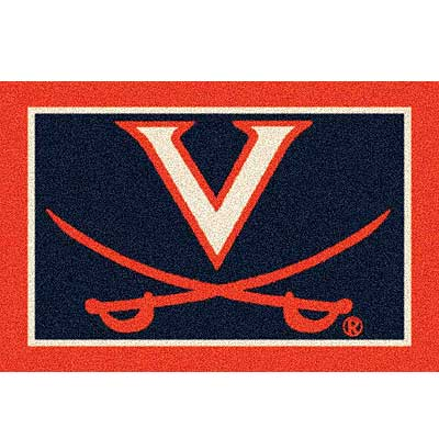 Milliken My Team College - University of Virginia 5 x 8 University Virginia 533284/79590/201