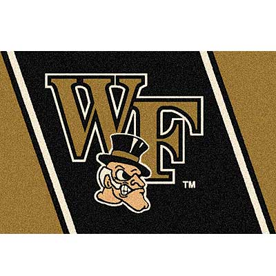 Milliken My Team College - Wake Forest 5 x 8 Wake Forest 533284/395/201
