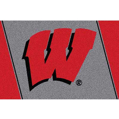 Milliken My Team College - University of Wisconsin 5 x 8 University Wisconsin 533284/45288/201