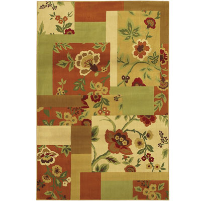 Mohawk Decorators Choice 5 x 8 Valentino Burnt Orange 58039-11342