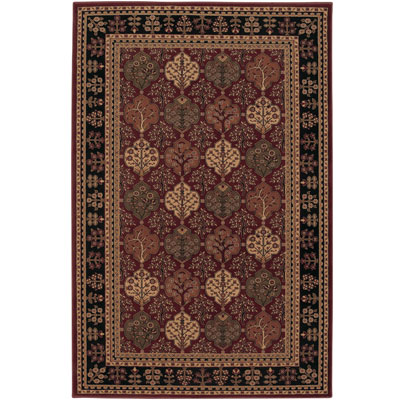 Mohawk Estate 2 x 4 Enchantment Red 58038-870