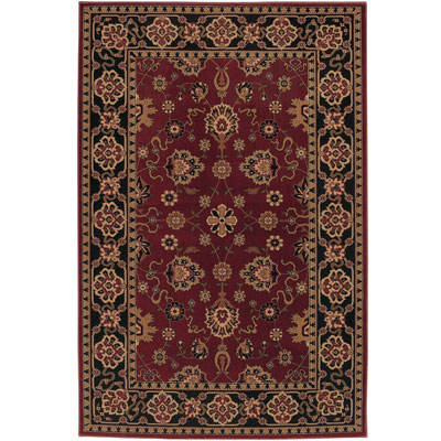 Mohawk Estate 2 x 4 Florentine Red 58038-880