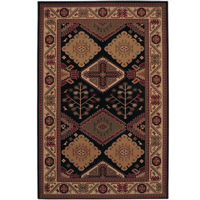 Mohawk Estate 2 x 4 Moroccan Black 58038-850
