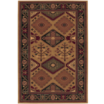 Mohawk Estate 2 x 4 Moroccan Brown 58038-840