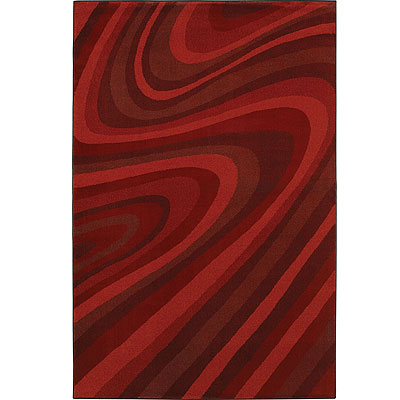Mohawk Four Star 2 x 8 Swank Brick Red 5980-371