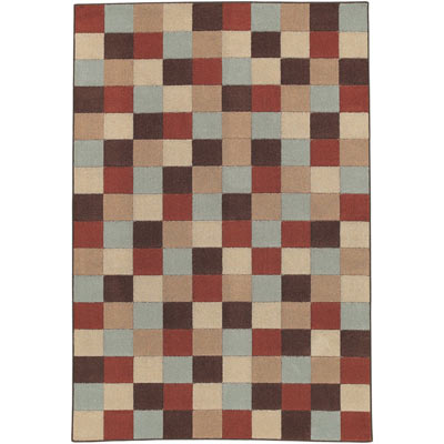 Mohawk Modern Age 8 x 11 Checkers 58032-610