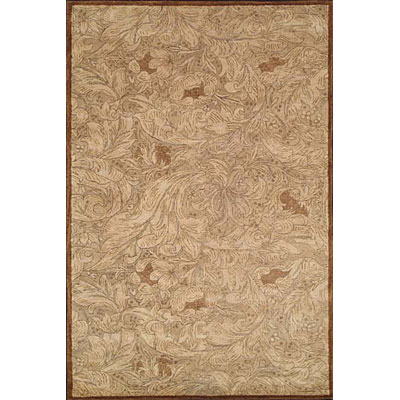 Momeni, Inc. Arabesque 4 x 6 Beige AQ-01