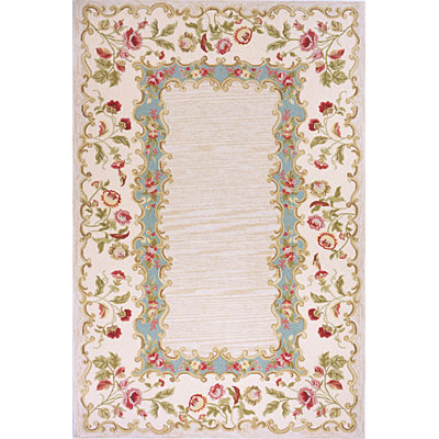 Momeni, Inc. Antique Americana 4 x 6 Beige 97712