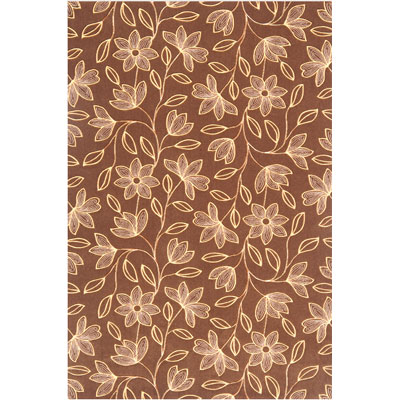 Momeni, Inc. Capri 8 Round Brown CR-04