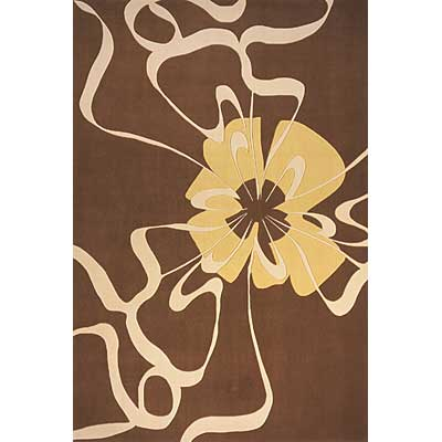 Momeni, Inc. Capri 8 Round Brown CR-05