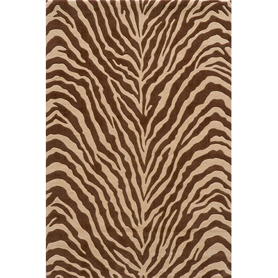 Momeni, Inc. Deco 5 x 8 Brown DC-16