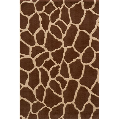 Momeni, Inc. Deco 5 x 8 Brown DC-17