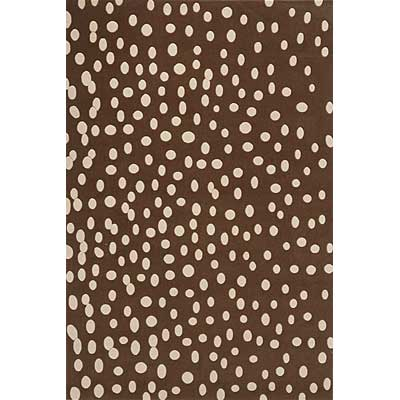 Momeni, Inc. Elements 2 x 3 Elements Brown 14221