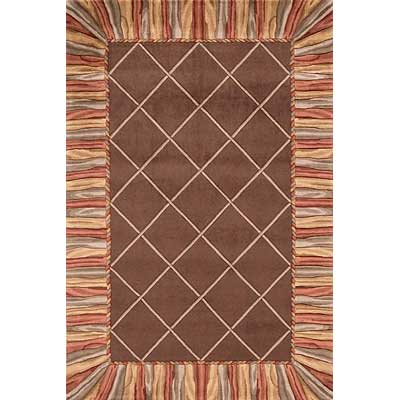 Momeni, Inc. Harmony 4 x 6 Brown HA-09