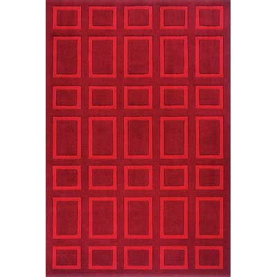 Momeni, Inc. Innovations 8 x 11 Red IN-02