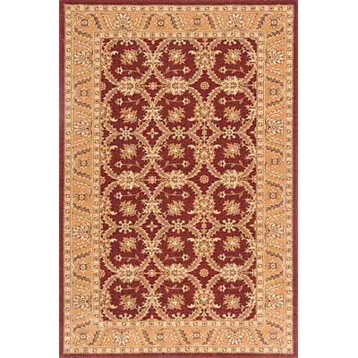 Momeni, Inc. Ladiq 4 x 6 Burgundy 12566