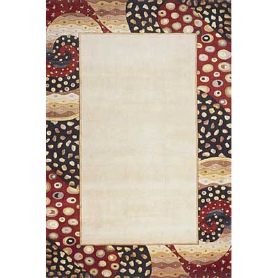 Momeni, Inc. New Wave 10 x 14 New Wave Ivory NW-095